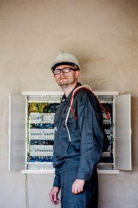 elettricista prato